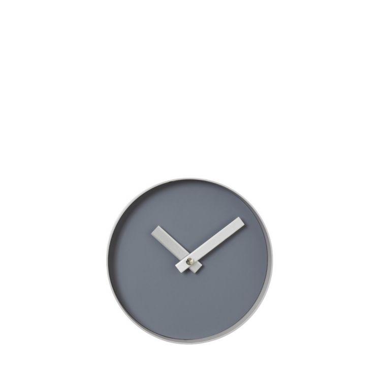 Blomus sieninis laikrodis Rim, pilkas