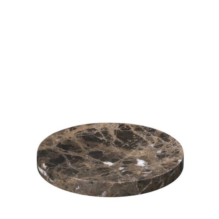 Blomus marmurinis padėkliukas Pesa, rudas