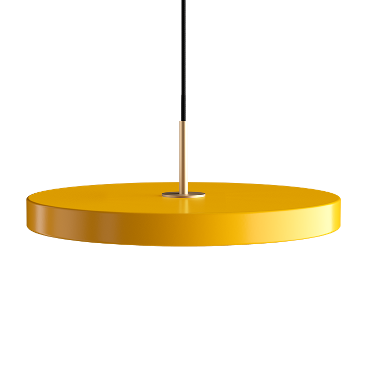 Umage šviestuvas Asteria, saffron yellow